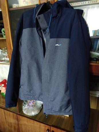 Нова якісна куртка, не промокаюча! за пів ціни!