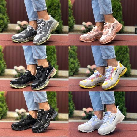 женские - 9502 | Замш/Сетка | кроссовки Balenciaga | КРОСОВКИ, кросы.