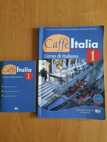 Caffe Italia Corso di Italiano 1 książka podręcznik włoski