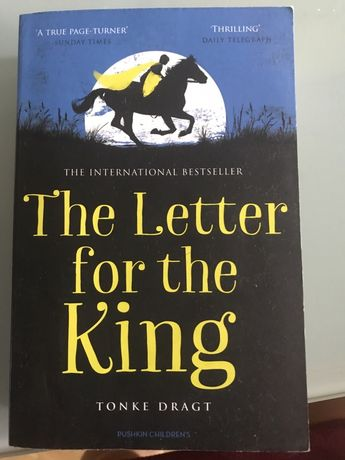The letter for the king tonke dragt