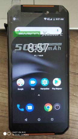 Противоударный смартфон Leagoo XRover C ! 2/16Гб! 5000мАч ! Рабочий!