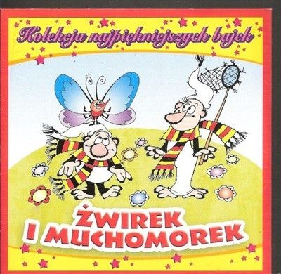 Bajka dla dzieci ,,Żwirek i Muchomorek''