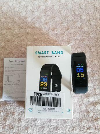 Smart band EIPOTECH zegarek sportowy IP67 opaska fitness smartwatch
