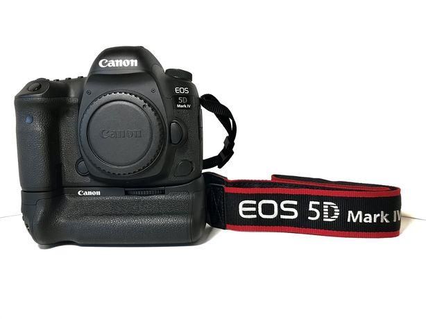 Canon 5D mark IV com menos de 10K