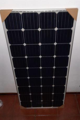Painéis solares Monocristalinos 160W (NOVO)