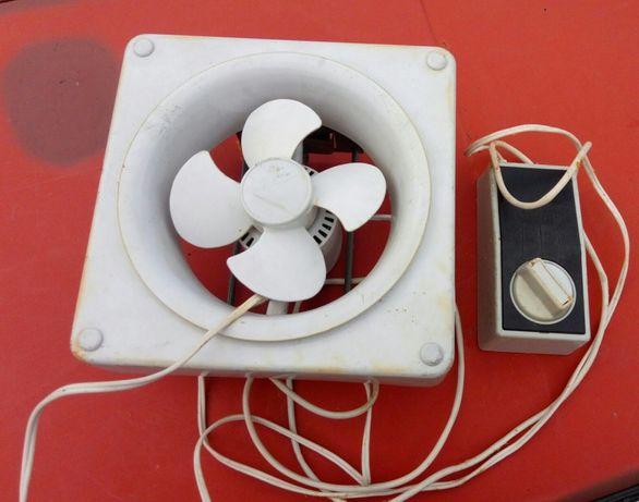 Вентилятор оконный
