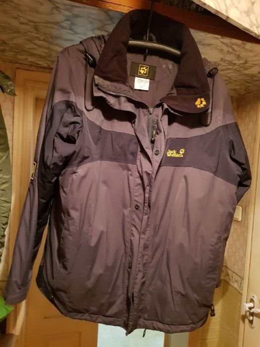 Продам куртку Jack Wolfskin Черкассы - изображение 1