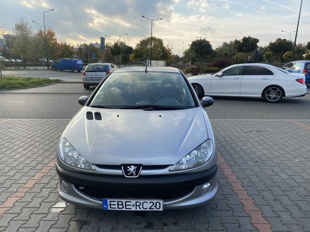 Peugeot 206 ( Auto do jazdy )