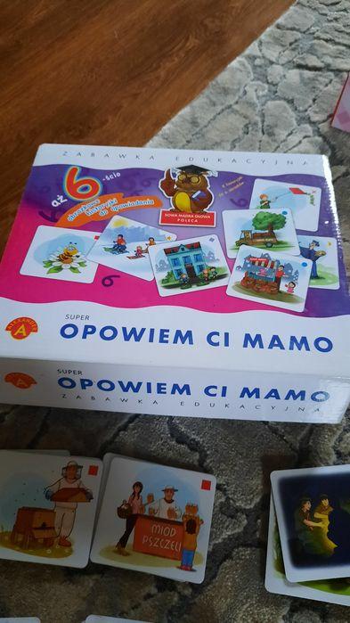 Opowiem Ci mamo, zabawa edukacyjna, sowa Iwanowice Dworskie - image 1