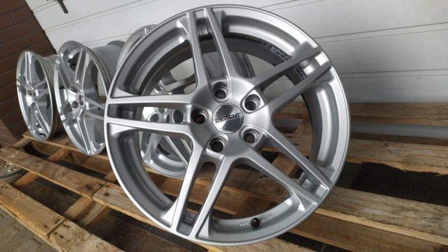 Felgi aluminiowe DEZENT 17'' 5x112 ET48 AUDI SEAT SKODA VW MERCEDES