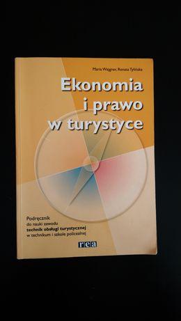 Ekonomia i prawo w turystyce podręcznik technikum