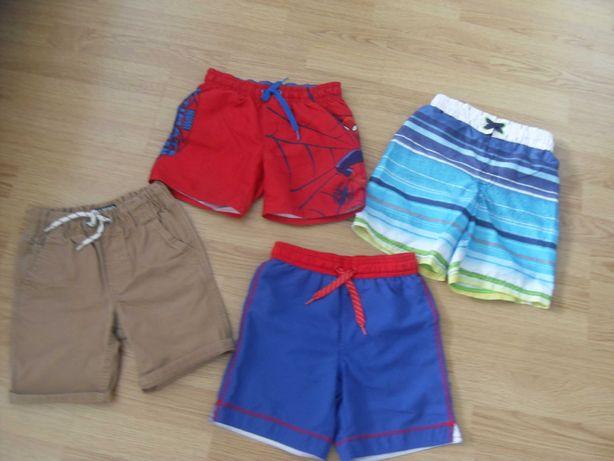 шорты на мальчика 5-6 лет
