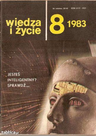 Wiedza  i  życi  8/1983