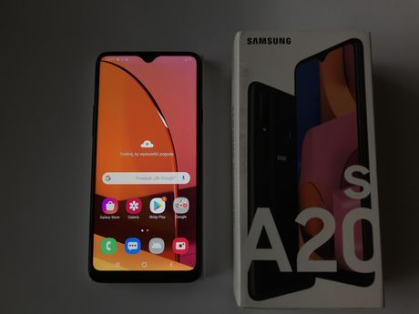 Samsung A20s Nowy