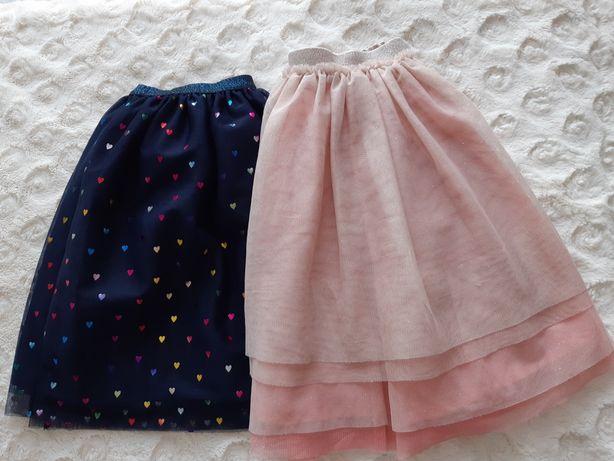 Dziewczęce spódniczki H&M rozmiar 134
