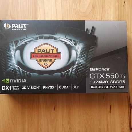 Palit gtx 550 ti1