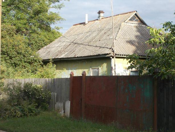 Продам дом и приват. зем. уч. в центре с. Красное Черниговск. р-н