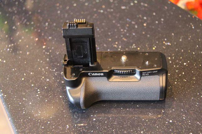 Canon battery grip bg-e5 , oryginał Canon.