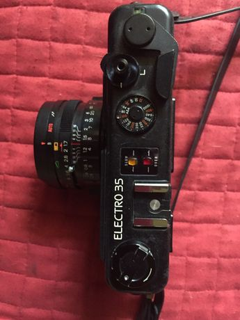 Vendo maquina fotografica Yashica Electro 35 gsn