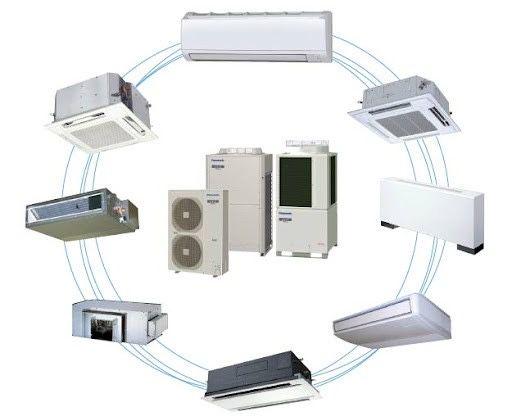 Встановлення, ремонт вентиляції, кондиціонування повітря з ПДВ