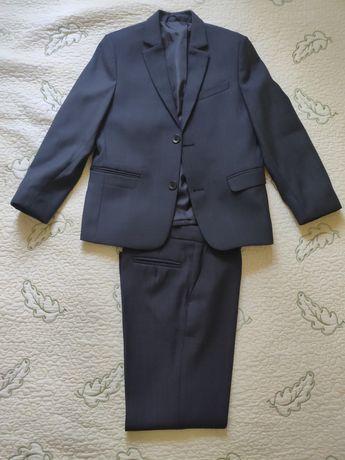 Костюм школьный для мальчика, рост 140, школьная форма, костюм недорог