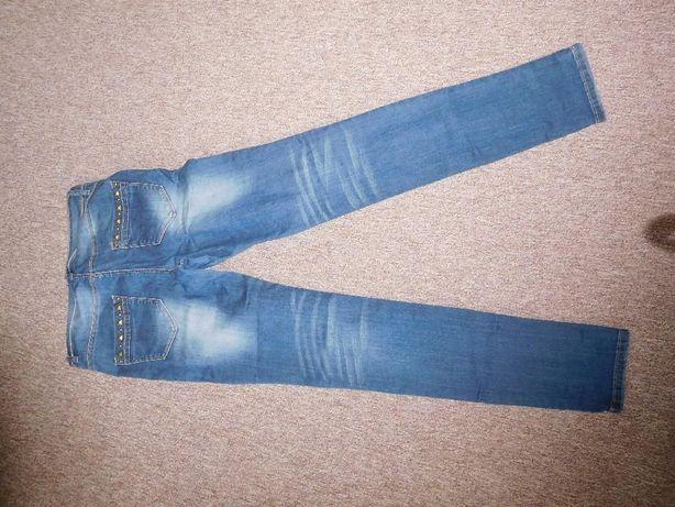 spodnie jeansowe kapp ahl, carla gianini, rozmiar 38