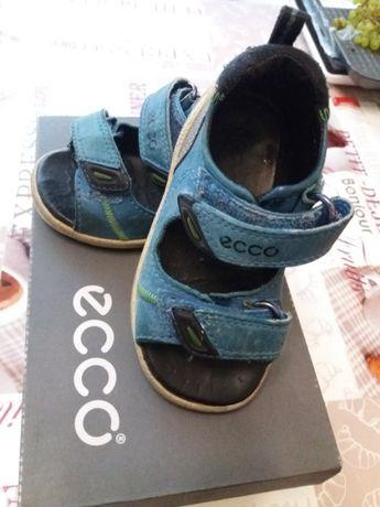 Босоножки Детские тапочки ECCO, 20 размер для мальчика
