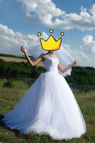 Платье для красивой невесты.