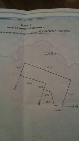 Продаж земельної ділянки в с.Раковець