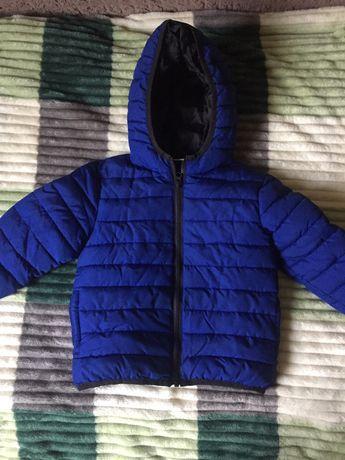 Куртка доя мальчика деми crazy 8 на 2-3 года