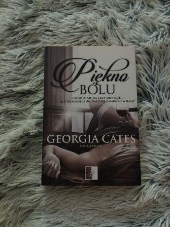 """""""Piękno bólu"""" Georgia Cates"""