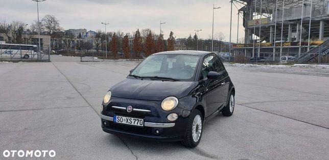 Fiat 500 ** Fiat 500 1.4 100hP 6 biegów ** Wersja Sport **Szklany dach**