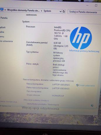 laptop hp 15bn070