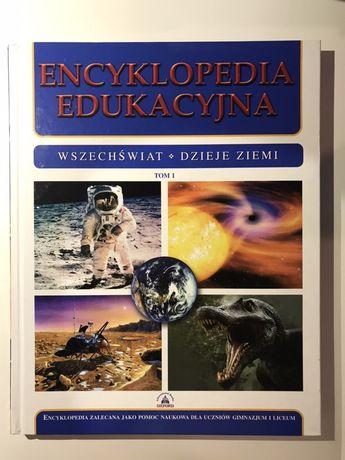 Encyklopedia edukacyjna. Tom 1. Wszechświat. Dzieje Ziemi