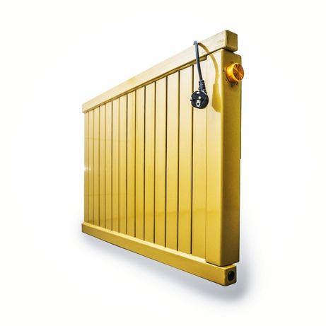 Електричний радіатор опалення (батарея, обігрівач, конвектор)