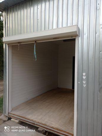 Pawilon handlowy 18m2 3x6 garaż domek skład warsztat magazyn HDS