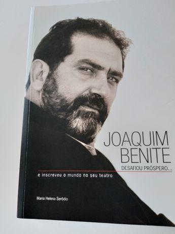 Joaquim Benite Desafiou Próspero…e inscreveu o mundo no seu teatro