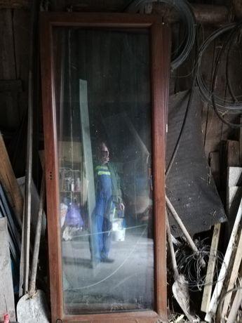 Skrzydło drzwi balkonowych , do domu, na działkę.. 83,5x220 cm