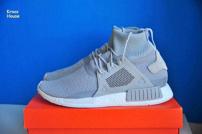 Buty Adidas NMD XR1 Grey Two 48