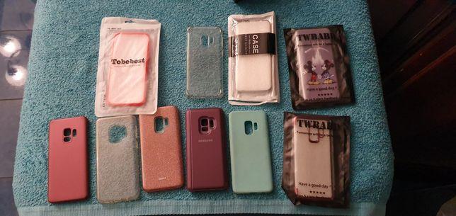 Capas S9 várias cores