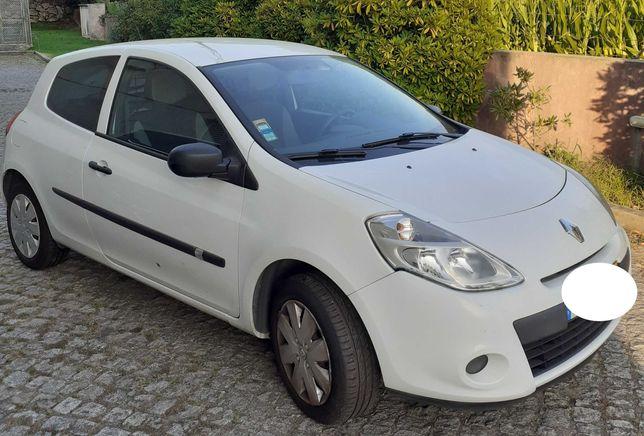 Renault Clio 2 portas, comercial