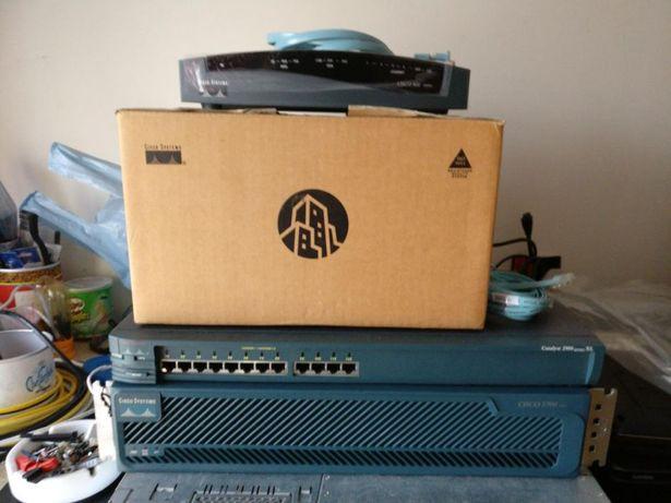 Cisco router e switch