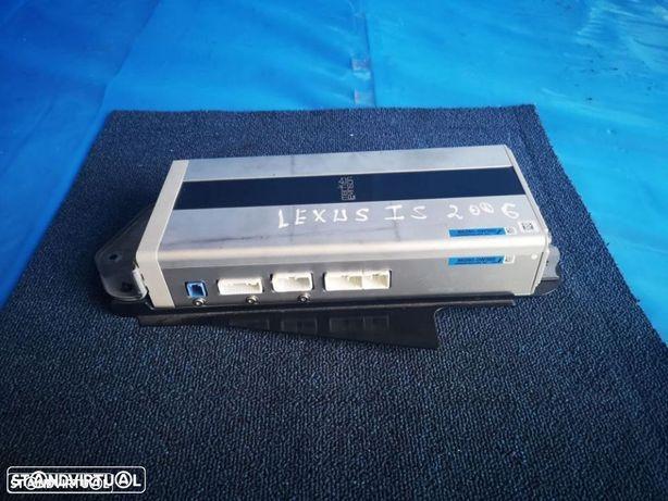 TOYOTA LEXUS IS250 2004-2008 AMPFLICADOR HARMAN/BECKER 86280-0W360