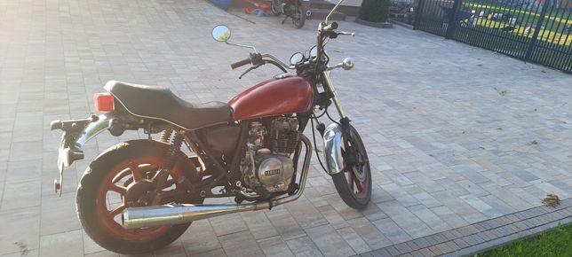 Yamaha xs 400 zarejestrowany