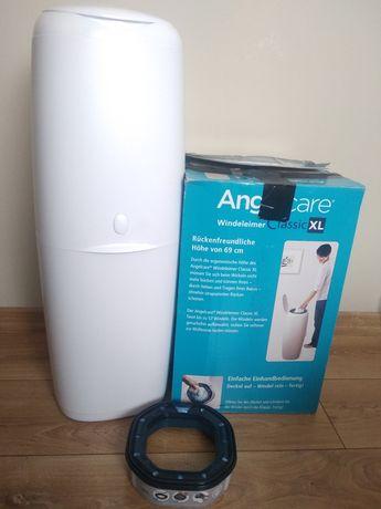 Angelcare XL pojemnik na zużyte pieluchy + wkład