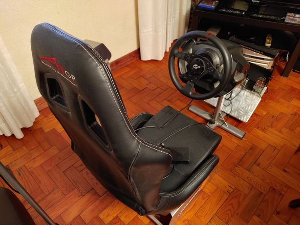 ThrustMaster T500RS + PlaySeat