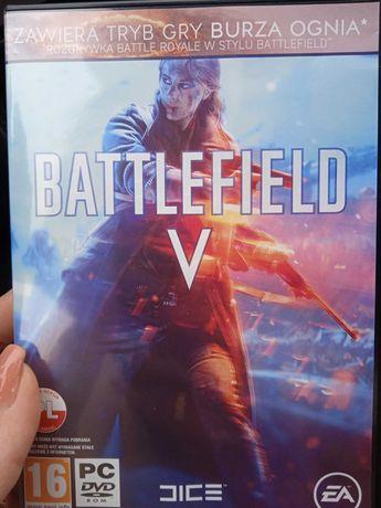 Battlefield V PC Tryb gry burza ogniowa NOWA