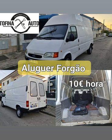 Aluguer Forgão / Aluguer Carrinha