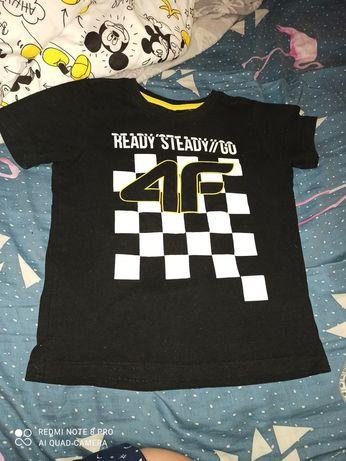Koszulka 4f rozm.128