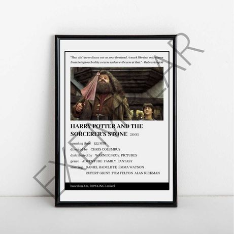 Harry Potter - Posters Pequenos (preço individual)
